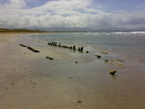 Sandplay therapy at Banna Ireland